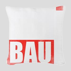 CMBAUFBI2B Woven Throw Pillow