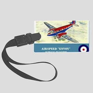 Airspeed Envoy Large Luggage Tag
