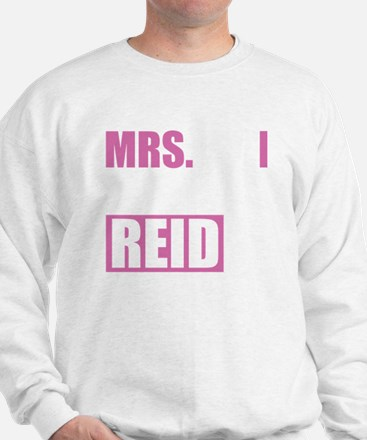 CMmrsReid1C Sweatshirt