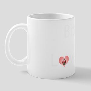 Bitten by the love bug Mug