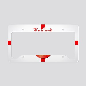 England - Coat of Arms License Plate Holder