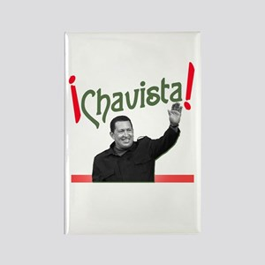 Chavista! Rectangle Magnet