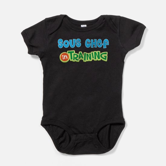 Sous Chef in Training Baby Bodysuit