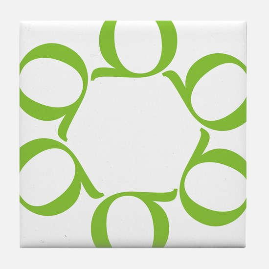 LEAN/Six Sigma Tile Coaster