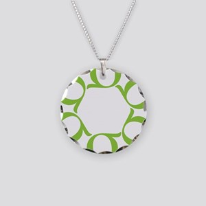 LEAN/Six Sigma Necklace Circle Charm