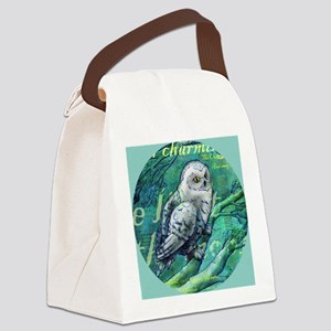How Charmingly Sweet (Athenaeum O Canvas Lunch Bag