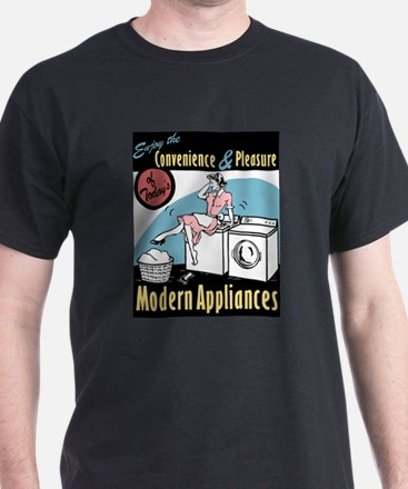 Convenience & Pleasure of Modern Appliances T-Shirt