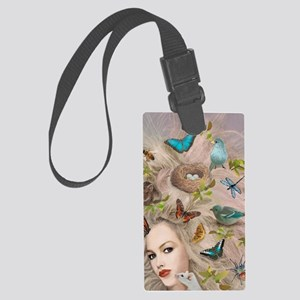 Menagerie Large Luggage Tag