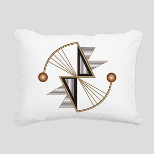 42-5 Rectangular Canvas Pillow