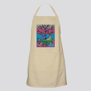 Butterfly Gathering Tree Of Life - 2012 (pri Apron