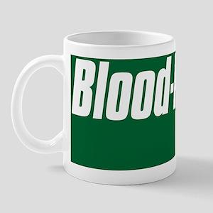 BH License Plate Mug