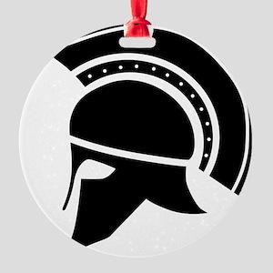 Greek Art - Helmet Ornament