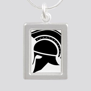 Greek Art - Helmet Necklaces