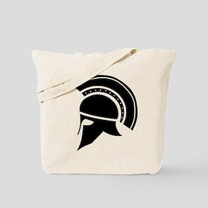 Greek Art - Helmet Tote Bag