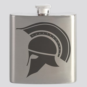 Greek Art - Helmet Flask