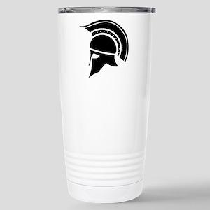 Greek Art - Helmet Travel Mug