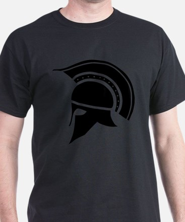 Greek Art - Helmet T-Shirt
