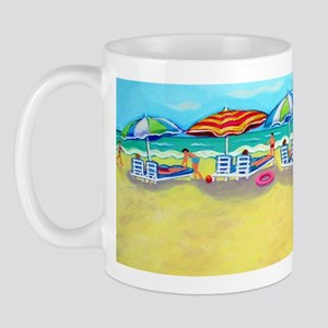 Summer Color - Beach Mug