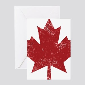 Industrial Maple Greeting Card