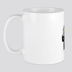 Foreign Auto Club -  Grey Italian Spide Mug