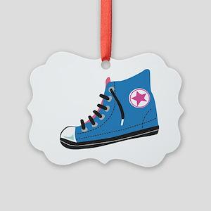 Athletic Shoe  Picture Ornament