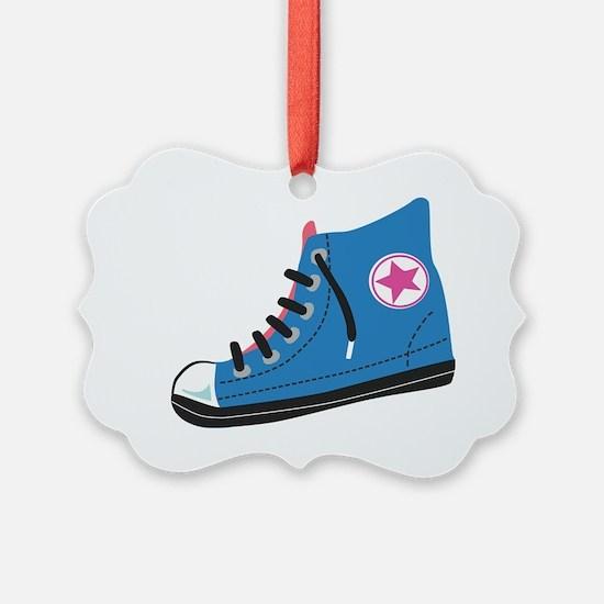Athletic Shoe  Ornament