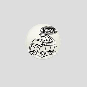 Foreign Auto Club - German Icon 4c Mini Button