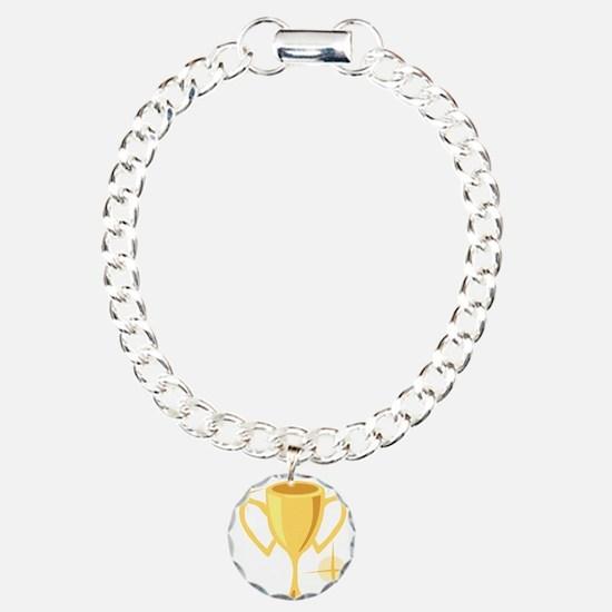 Trophy Cup  Bracelet