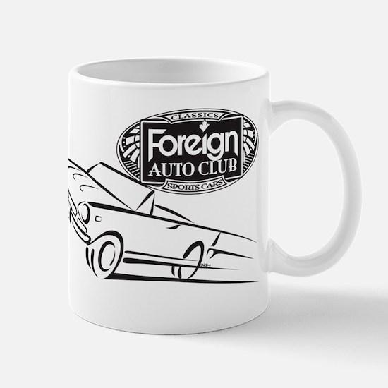 Foreign Auto Club - Italian Icon 2c Mug