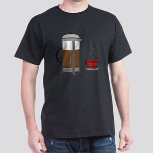 Coffee Press Dark T-Shirt