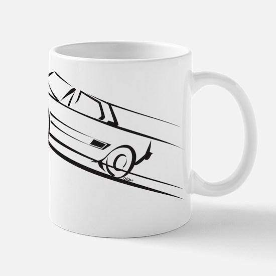 Foreign Auto Club - Italian Icon 4a Mug