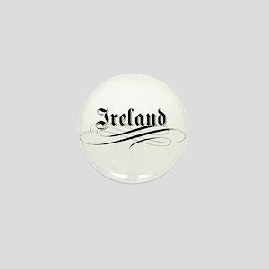 Ireland Gothic Mini Button