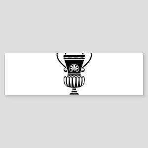 Greek Art - Vase Bumper Sticker