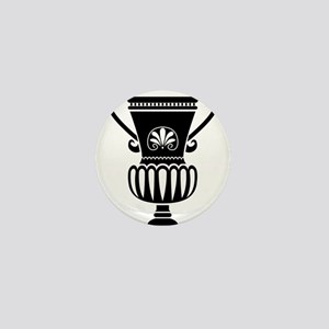 Greek Art - Vase Mini Button