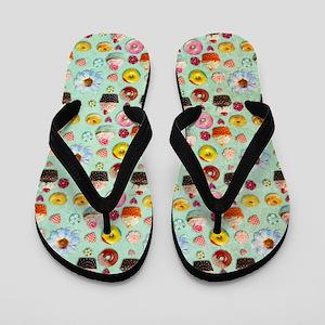 Sweets Flip Flops