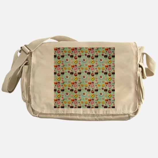 Sweets Messenger Bag