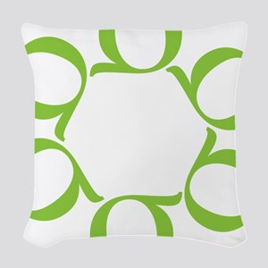 LEAN/Six Sigma Woven Throw Pillow