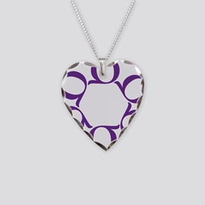 LEAN/Six Sigma Necklace Heart Charm
