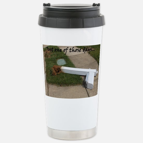 Bad Day Stainless Steel Travel Mug