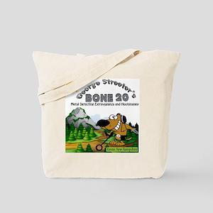 bone 20 back Tote Bag