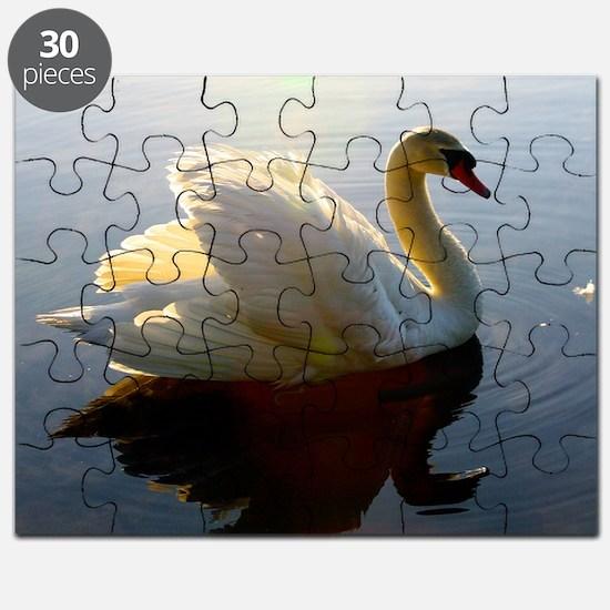 swan shirt Puzzle