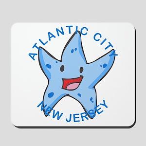 New Jersey - Atlantic City Mousepad