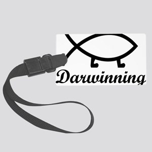 darwinning Large Luggage Tag