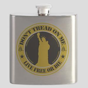 DTOM Liberty Square Flask