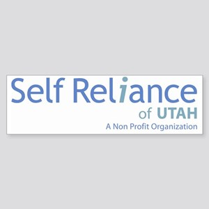 Self Reliance of Utah  Sticker (Bumper)