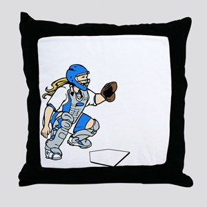 Access Denied Throw Pillow