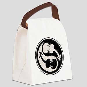 viol-yang4-T Canvas Lunch Bag