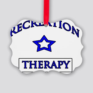 Recreation Therpay Picture Ornament