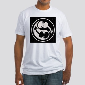 viol-yang4-PLLO Fitted T-Shirt