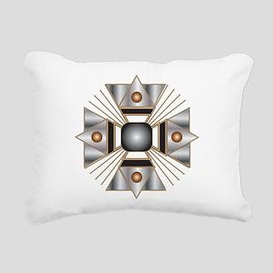 49-5 Rectangular Canvas Pillow